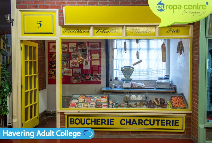 Learn languages at the UK's only indoor mock European town - The Europa Centre.
