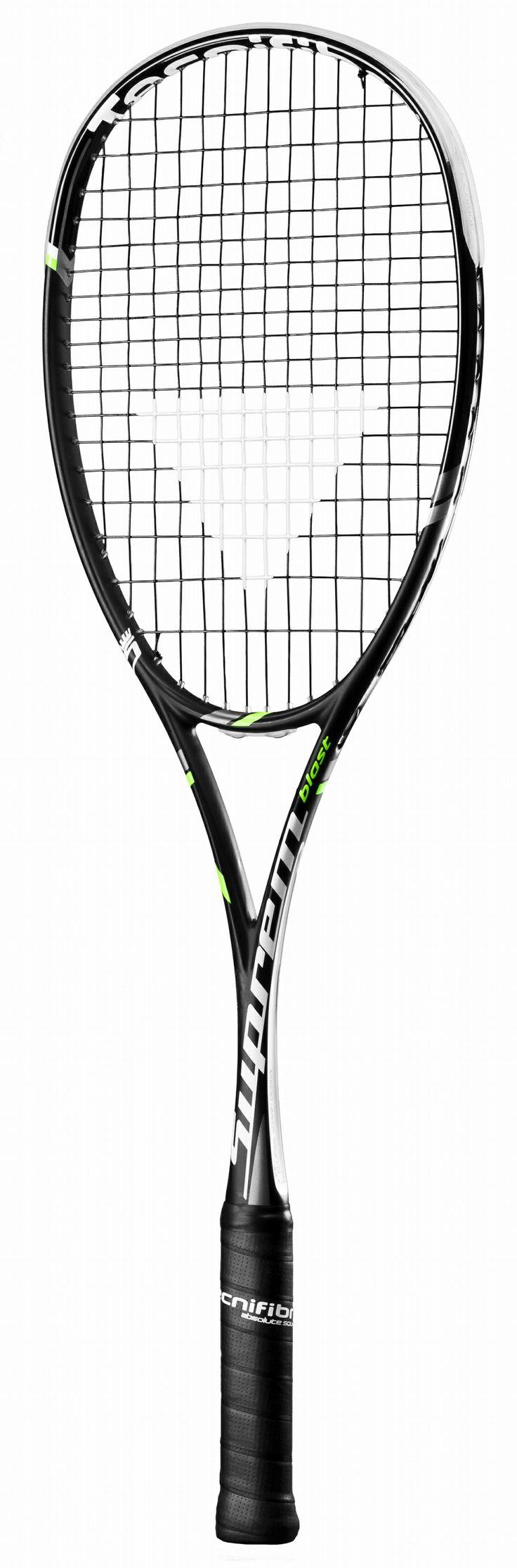 *NEW 2014!* Tecnifibre Suprem Blast Squash Racket £59.99 - Squash - Squash Rackets Squash and Racketball Specialist Online Store - HitTheNick.com
