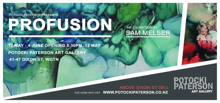 Profusion by Sam Melser