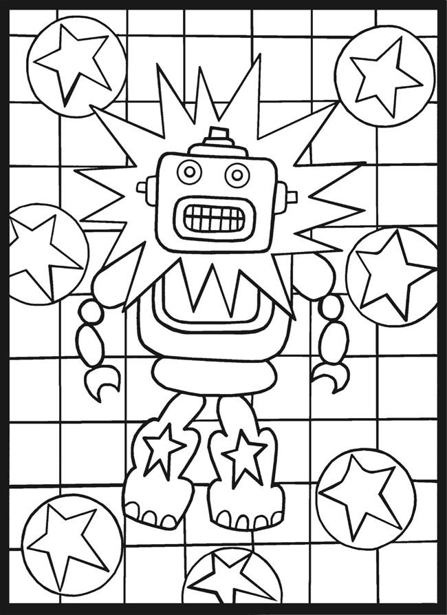 Robots  @doverpublications.com