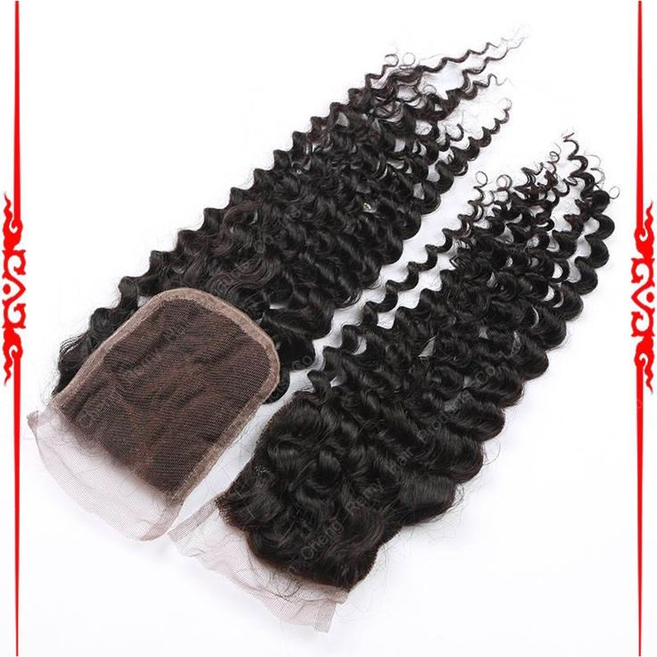 Wholesale cheap hair closures online, 30g - Find best hair closures kinky curly weave top closures(4x4)8-26 virgin brazilian remy human hair piece lace closure On sale bellahair free shipping at discount prices from Chinese hair pieces supplier on DHgate.com.