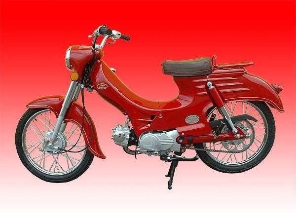 Motocykl Pionýr
