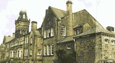 Barnsley workhouse and St Helens hospital