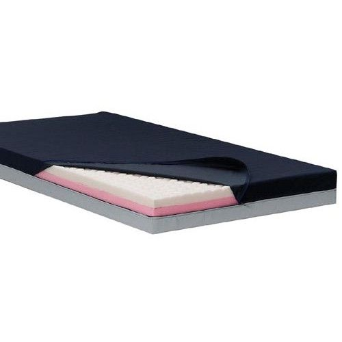 reliefcare pro dualzone foam mattress with smt multiple sizes availabe uses advanced surface technology to create a clinically effective