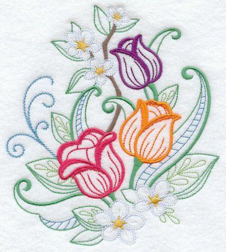 Embroidery Hoop Burn; Embroidery Hoop Art Patterns amid ...