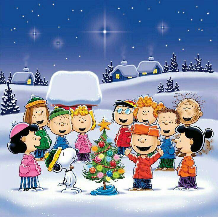A Charlie Brown Christmas ) Christmas Time tis the