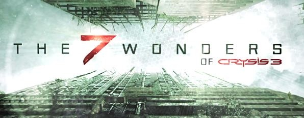 Video Series The 7 wonders of Crysis 3 all Episodes - No Shit Shurlock