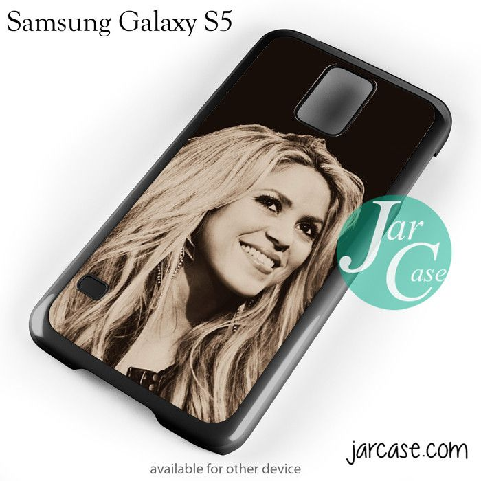 Shakira YP 2 Phone case for samsung galaxy S3/S4/S5