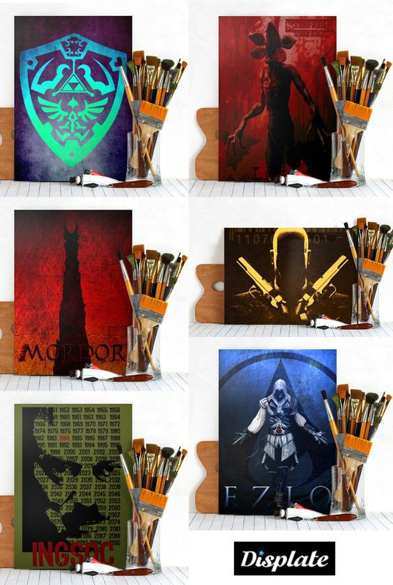 15% OFF on any order placed this week with code: may15 * Offer expires on Wednesday (03.05) #discount #sales #movieposters #gamingposters #save #gifts #hitmanposter #displate #assassinscreedposter #mordorposter #1984poster #zeldaposter #strangerthingsposter #gamer #gaming #homedecor