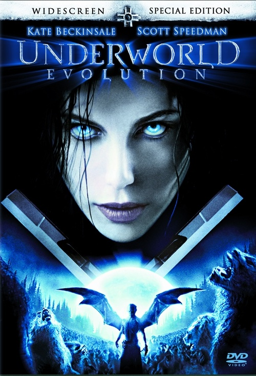 2nd in the Underworld movies...like them all, but this one has my man in it ...so my fav!
