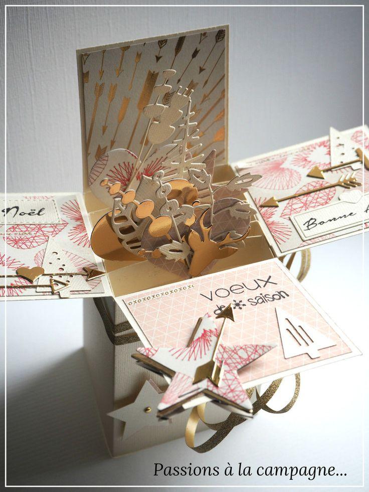 Passion carterie,carte boite... 28-12-2015