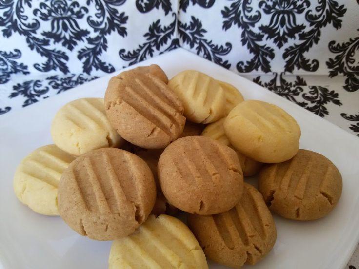 Betti gluténmentes konyhája: Pudingos keksz (tej és tojásmentes is)