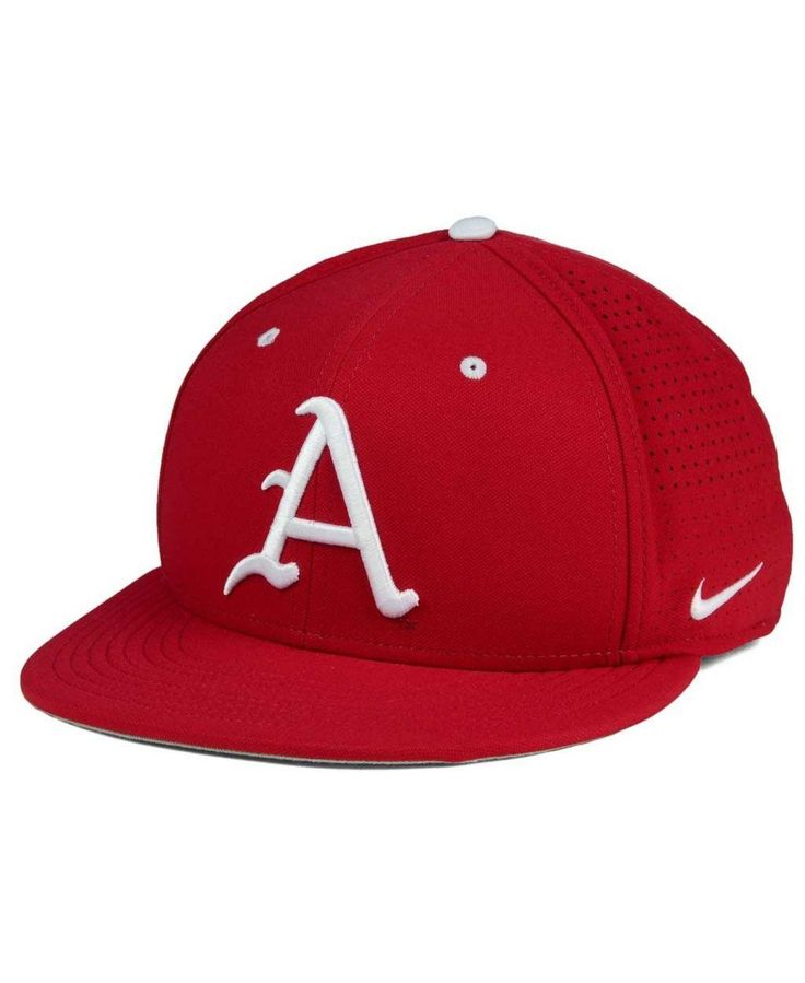 Nike Arkansas Razorbacks True Vapor Fitted Cap - Brought to you by Avarsha.com