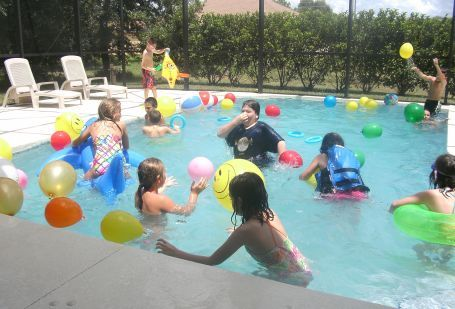 Fun Pool Games For Adults | Kids Pool Parties