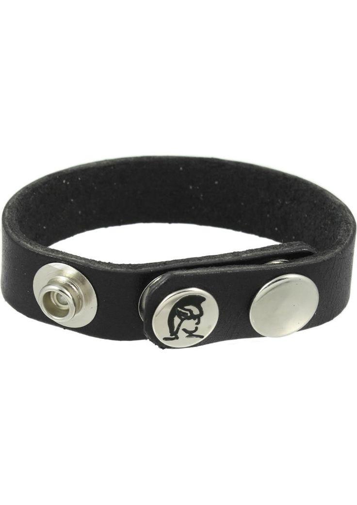 Buy Original Oiltan Cock Ring Leather Black online cheap. SALE! $8.99