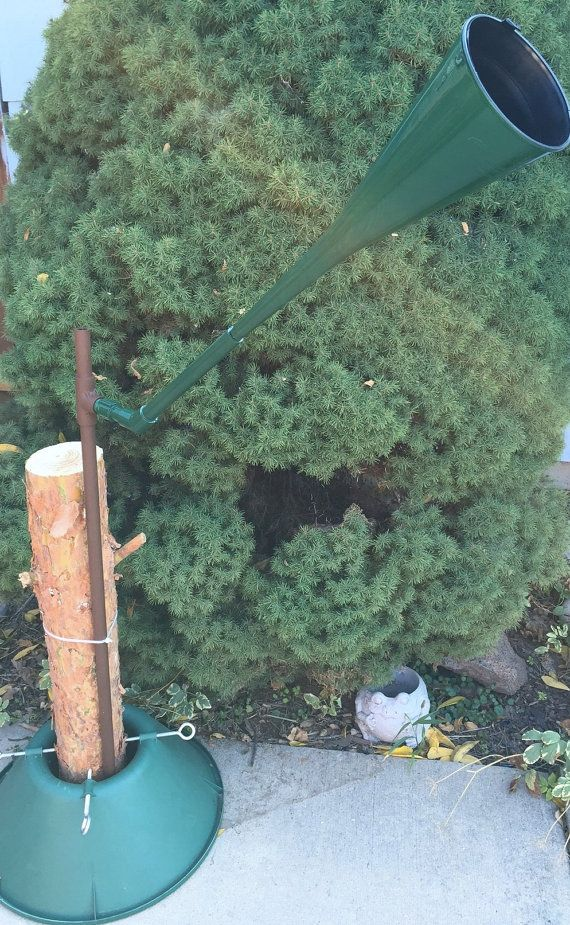 Christmas Tree Watering System No More by AmericanGreenCrafts