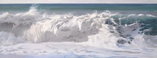 ARTS N SKILLS      — Turbulent Tidal Waves Dance With Power In...