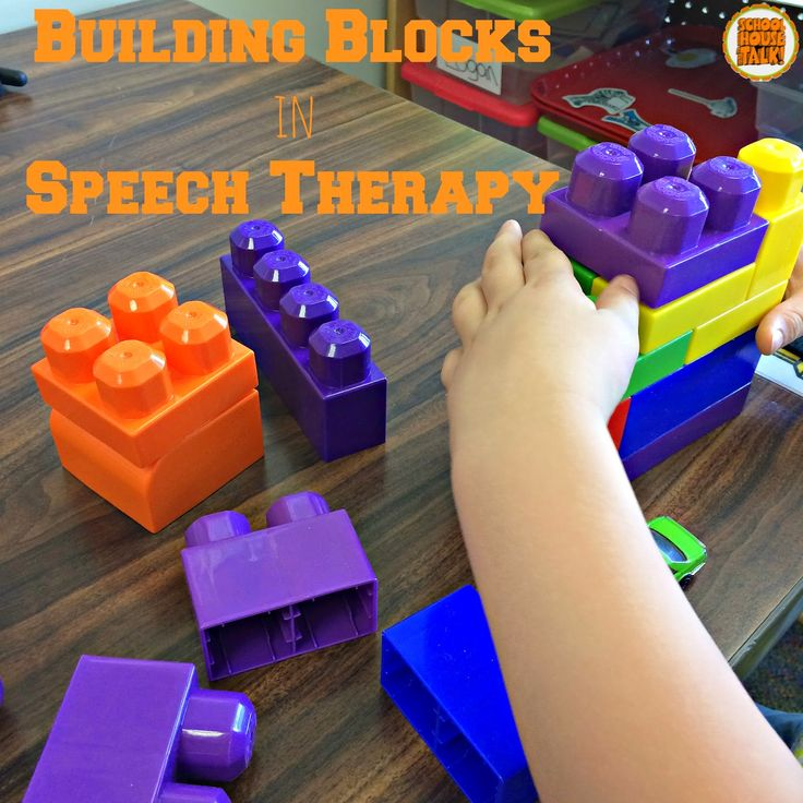 How to use Lego/Duplo Blocks in therapy! Guest Post by Schoolhouse Talk from Twin Sisters Speech & Language Therapy. Pinned by SOS Inc. Resources. Follow all our boards at pinterest.com/sostherapy/ for therapy resources.