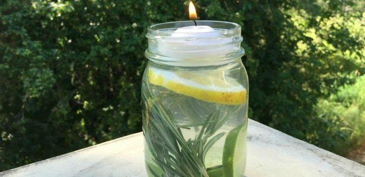 Rien ne peut gâcher un barbecue d'été ou pique-nique qu'une invasion de moustiques. Voici un moyen naturel pour vous en débarrasser. L'ingrédient actif est le citron et l'huile d'eucalyptus qui est un insectifuge naturel...