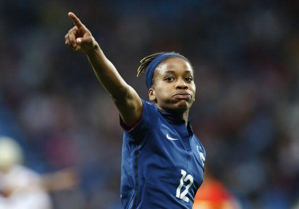 Elodie Thomis - France  women's national soccer team