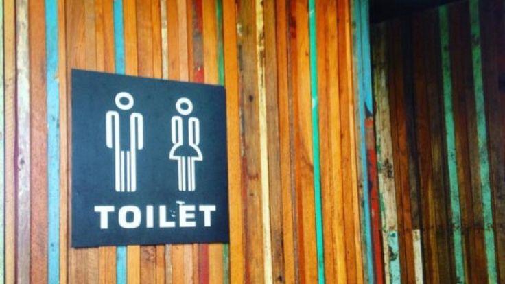 Dit is waarom je nooit toiletpapier op de bril moet leggen | SaniTronics Openbare Toiletten | Zelfreinigende Openbare Toiletsystemen | Automatische Openbare Toiletten | Urinoirs
