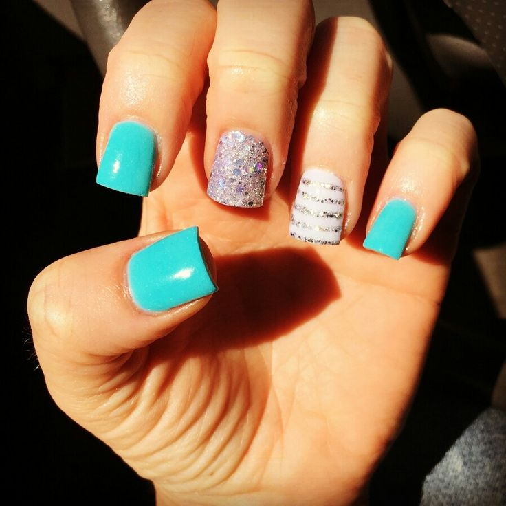17 best ideas about nails turquoise on pinterest