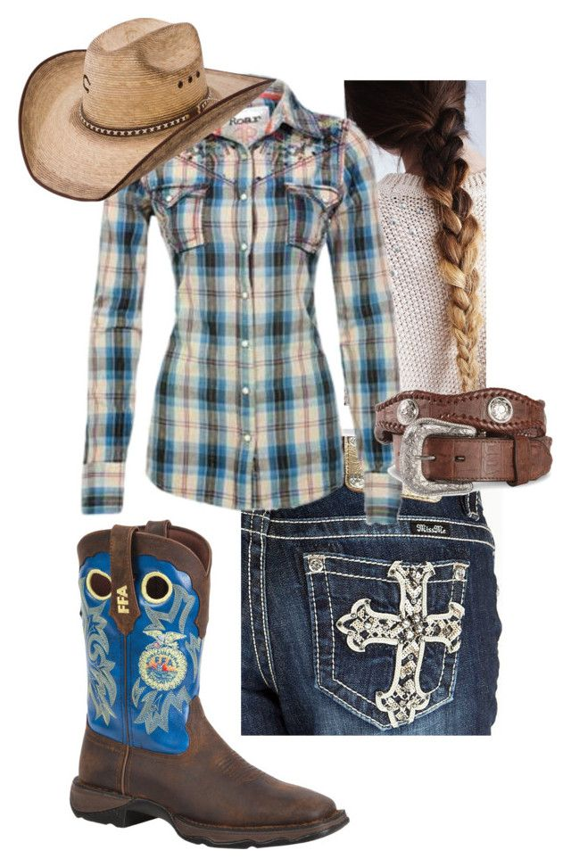BHSS by gunpowderprincess on Polyvore featuring polyvore, fashion, style, Miss Me, Durango, CO and clothing