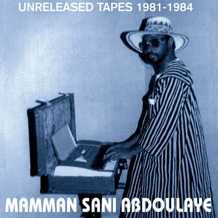 The Attic: Bandcamp pick of the week: Mamman Sani - Unreleased Tapes 1981-1984