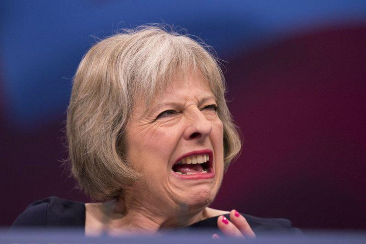 [LPQG Niouzes] Confondue avec une actrice porno Theresa May veut sappeler Matilda