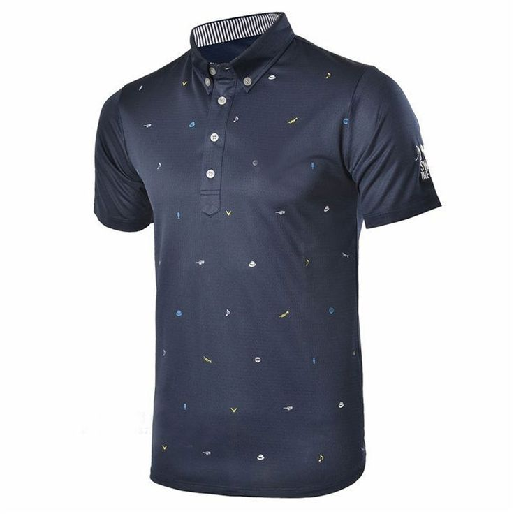 Clearance Sale Golf Clothing Short sleeve Golf  T-shirt 4Colour  in choice Leisure Sport Golf shirt Free shipping