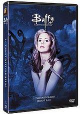 Buffy vampyyrintappaja 1.kausi hinta 9,99 €.