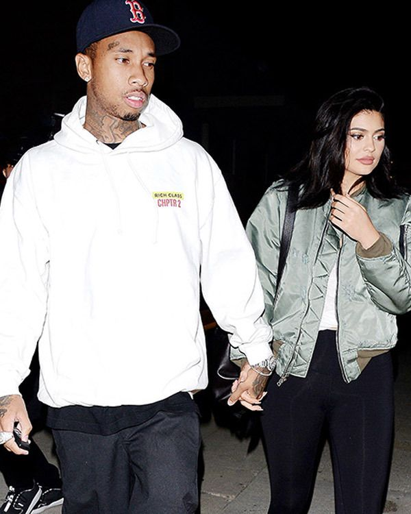 Tyga & Kylie Jenner: He's Totally Down To Have a Baby With Her Now