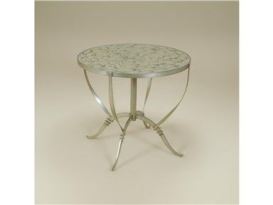 Shop For La Barge Silver Finished Iron Center Table, And Other Living Room  Tables At Goods Home Furnishings In North Carolina Discount Furniture  Stores ...