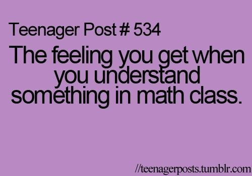 teenager post, math, and funny kép