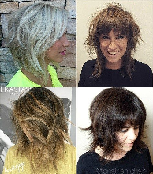 haircuts for shoulder length hair 90 sensational medium length haircuts for thick hair 9999 | 191c7f667bc370cd3f27aacc9c4d9633 shaggy haircuts medium length haircuts