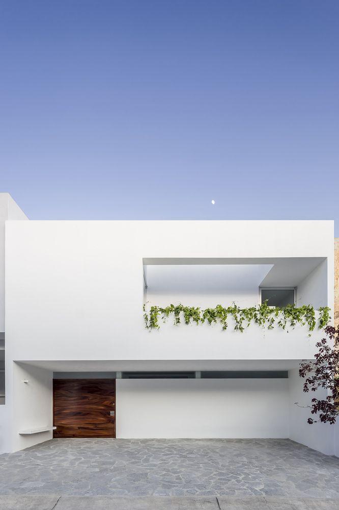 Galería de Casa V / Abraham Cota Paredes Arquitectos - 22