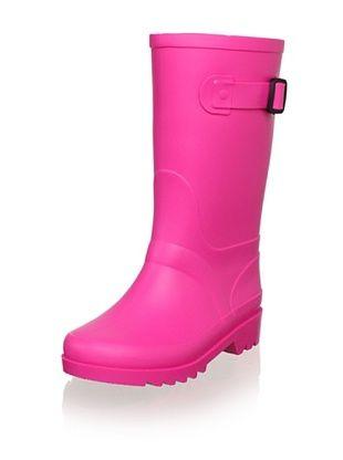 63% OFF igor Kid's Piter Rain Boot (Fuchsia)