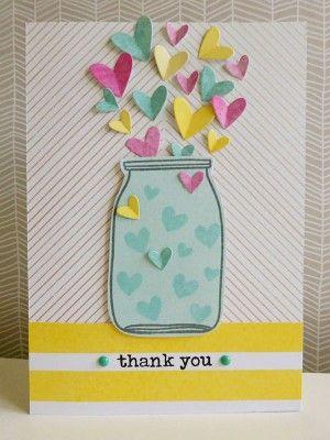 Dear Lizzy - Serendipity - Jar of heartfelt thanks