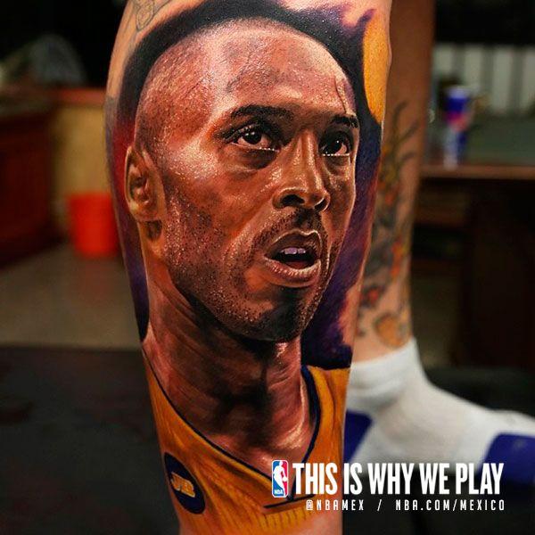 Por todos los fans que demuestran su pasión por la NBA con un tatuaje #ThisIsWhyWePlay