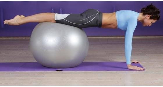 Pilates com bola: controle sua ansiedade: Jillian Michaels, Health Fitness, Abs, Weight Loss, Fitness Inspiration, Exercise, Fitness Motivation, Pilates, Workout