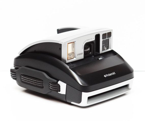 Polaroid One 600 Pro Instant Film Camera / by LePhotographeNY