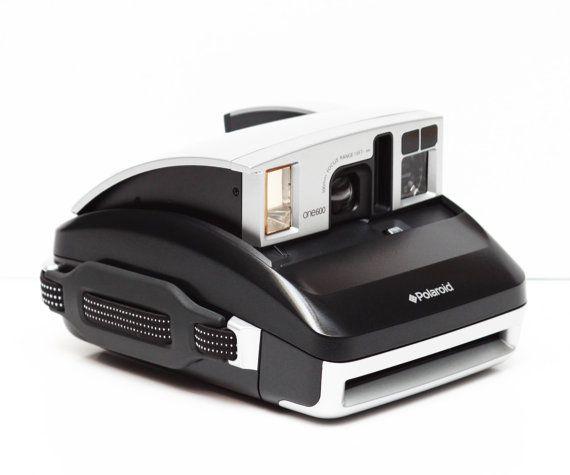 Polaroid One 600 Pro Instant Film Camera / by LePhotographeNY
