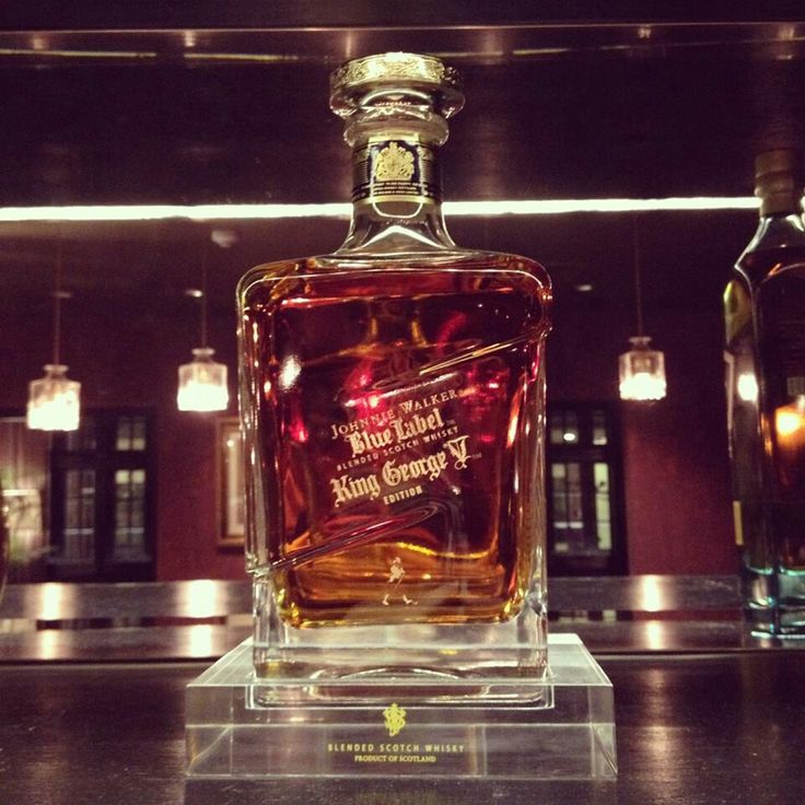 Johnny Walker Blue Label King George V Johnnie Walker