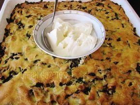 İzmir yöresinin nefis böreklerinden bir tarif daha. Bu börek genelde normal un ile yapılıyor, biz mısır unu da ilave ederek nefis bir lezz...