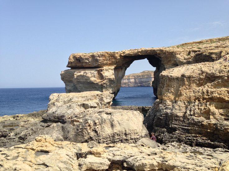 Blue hole - Malta