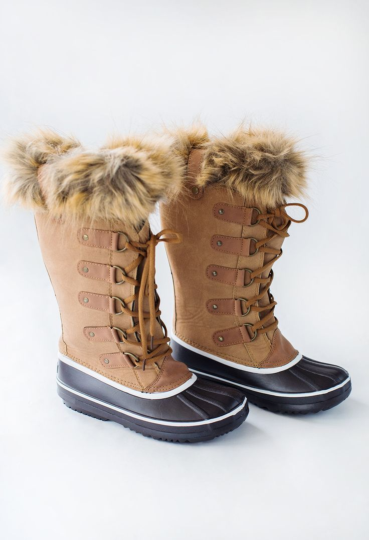 Norway Fur Boots