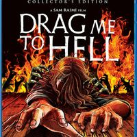 Blu-ray Review: DRAG ME TO HELL Stuns  ||  Wow, so it's been awhile since I've seen Sam Raimi's fun parable/rollercoaster ride of a film, Drag Me To Hell. This 2009 horror film starring Allison Lohman and Justin Long is classic Raimi. You've got the crazy, kinetic camera work with... http://screenanarchy.com/2018/02/blu-ray-review-drag-me-to-hell-stuns.html?utm_campaign=crowdfire&utm_content=crowdfire&utm_medium=social&utm_source=pinterest