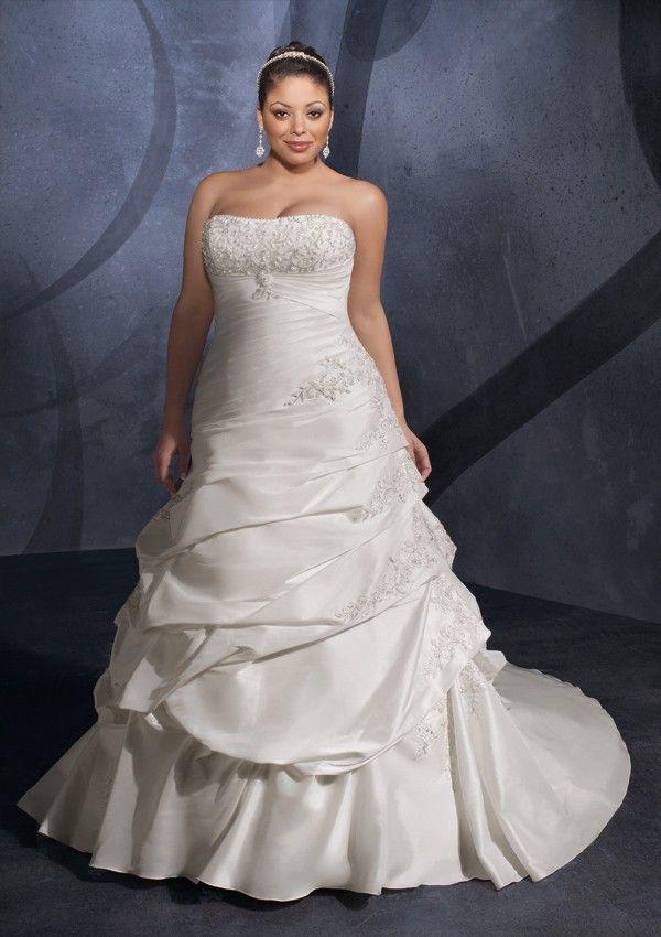 62 Best Plus Size Wedding Dresses Images On Pinterest Wedding