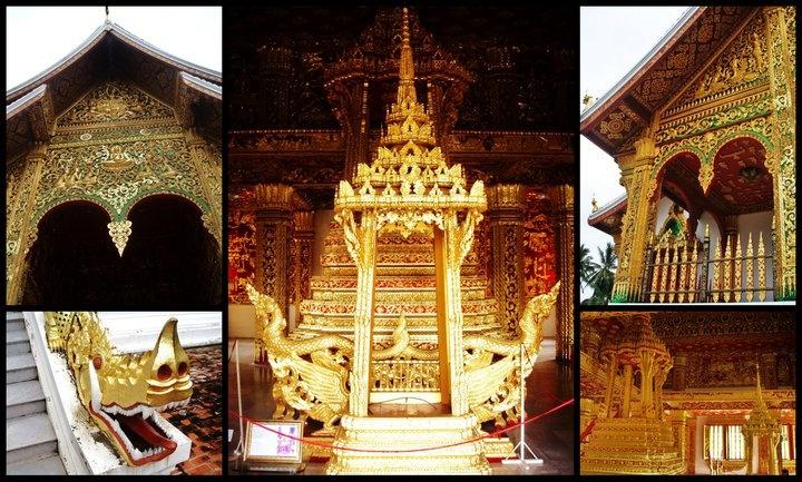 Кралския дворец музей в Луанг Прабанг