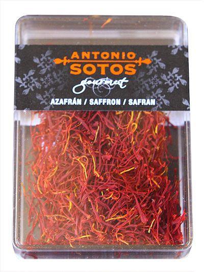 """Spanish Saffron """"Antonio Sotos"""" 2 Gram Pure Best Finest Quality Grade A Premium  #AntonioSotos #spanish #saffron"""